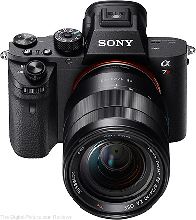 Testing the Sony Alpha a7R II, Comparing RAW Image Converters