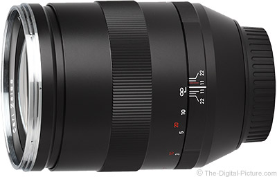 ZEISS 135mm f/2 Apo Sonnar T* ZE Lens for Canon