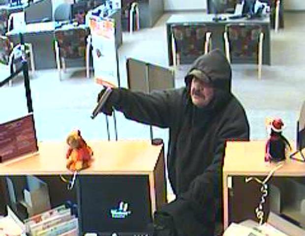 Fbi Hunts For Armed Bank Robber Denver7 Thedenverchannel Com