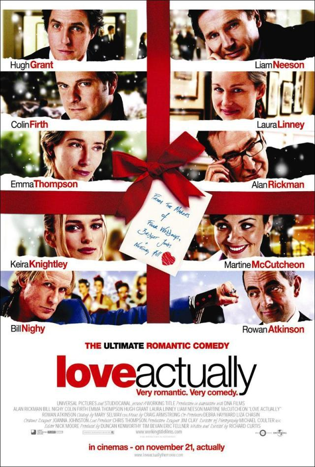 7 Things Love Actually Taught Me About Relationships | The Everygirl