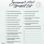 The Everygirl S Summer 2020 Bucket List The Everygirl