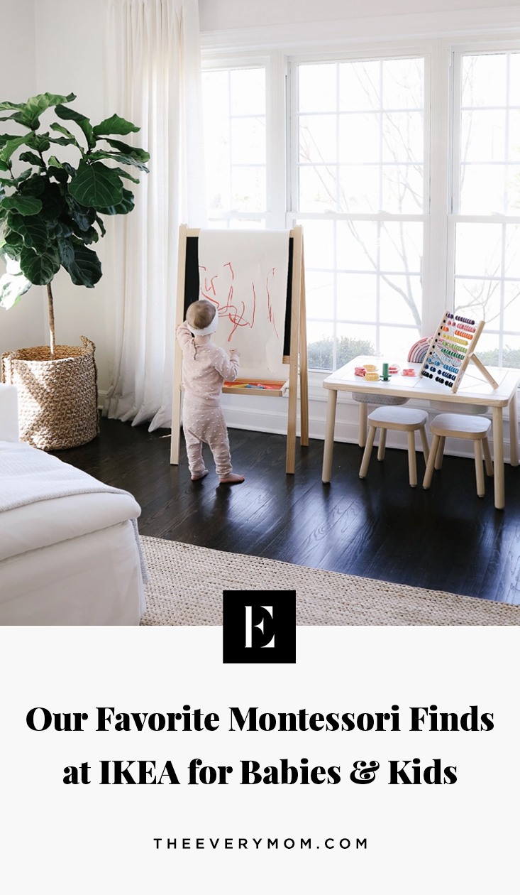 Our Favorite Ikea Montessori Finds For Babies And Kids The Everymom