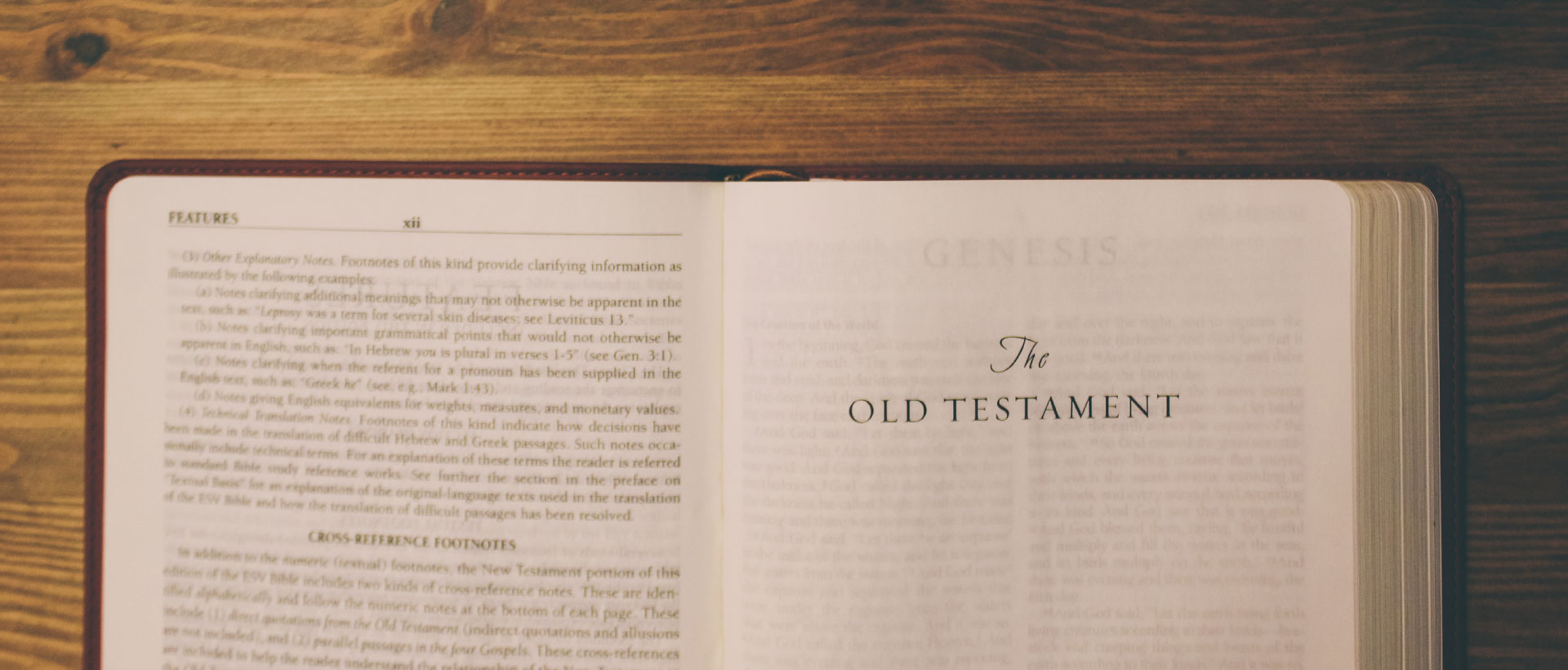 10 Reasons The Old Testament Is Important For Christians