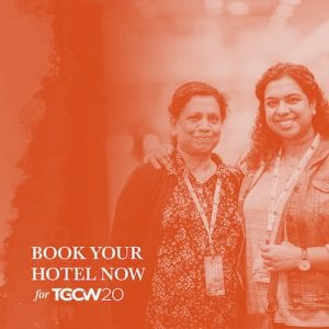 TGCW20 Information: Lodges, Flight Reductions, and Inviting Mates