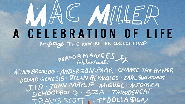 Image result for mac miller celebration of life