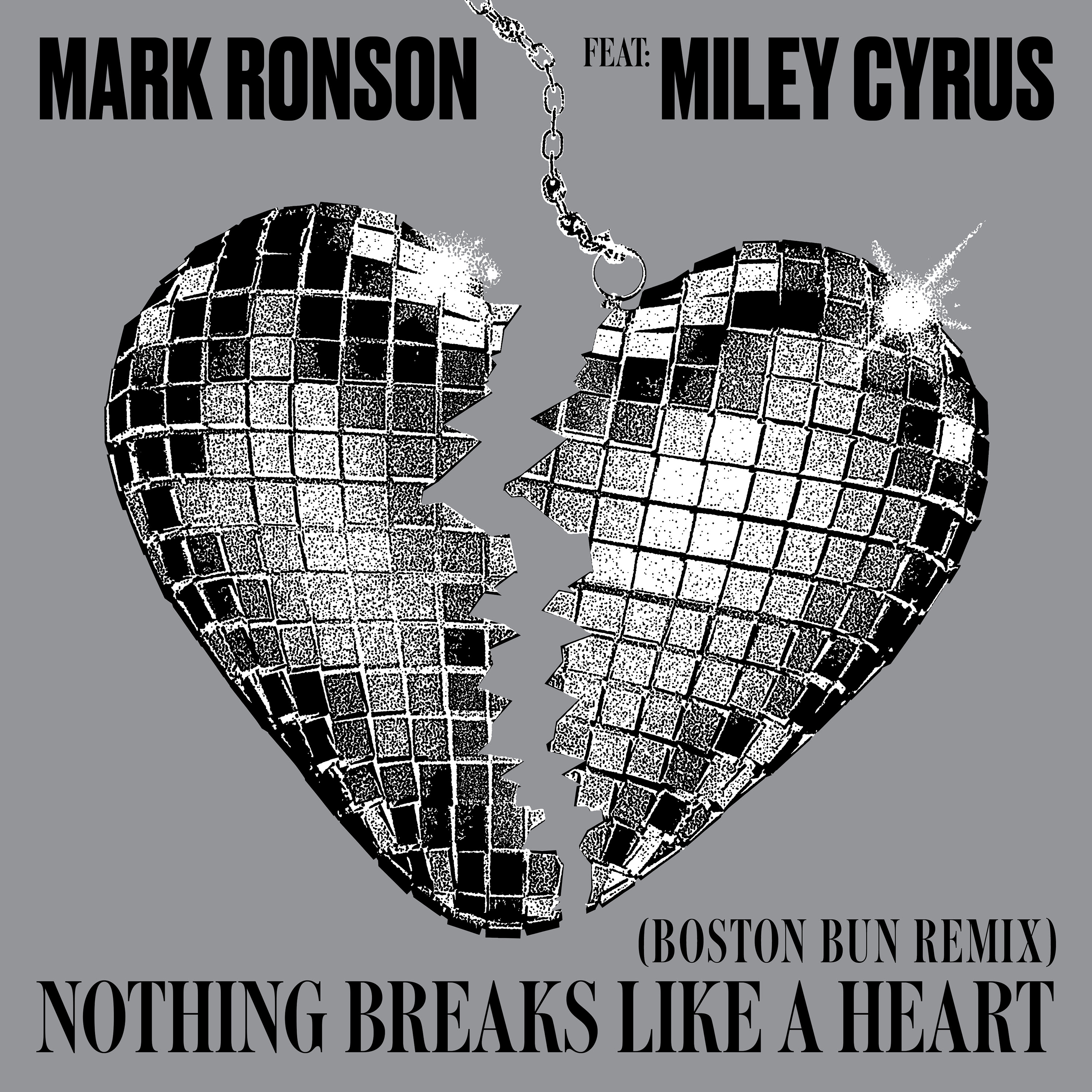 Mark Ronson Nothing Breaks Like A Heart Ft Miley Cyrus