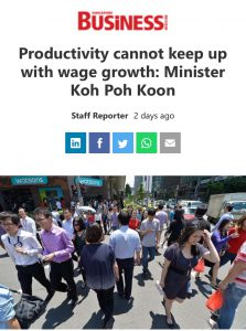 What's really going on with productivity? Gov't sending ...