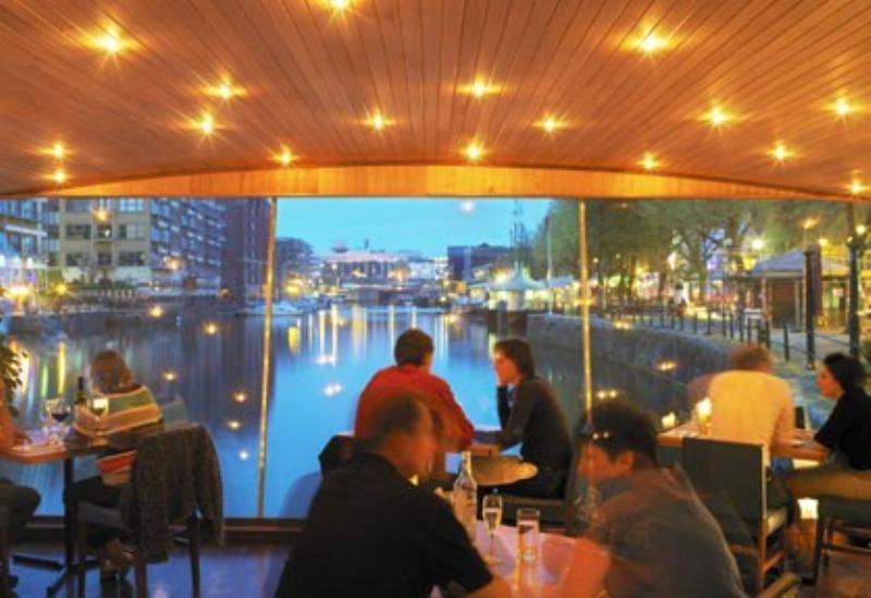 Glass Boat Modern European Restaurant Bristol Bristol