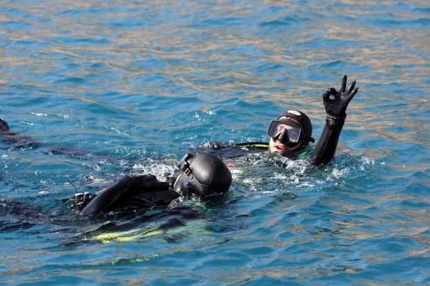 Bajo el agua no se admiten fallos: buceadores militares españoles, sacrificio y precisión en un entorno hostil 5