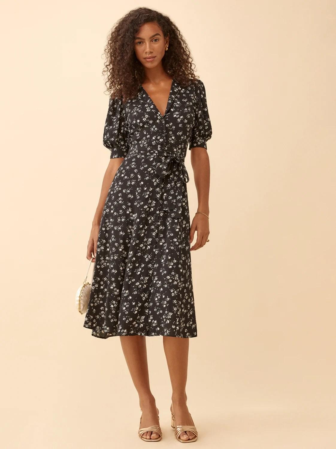 Jasmine Mavi Dress