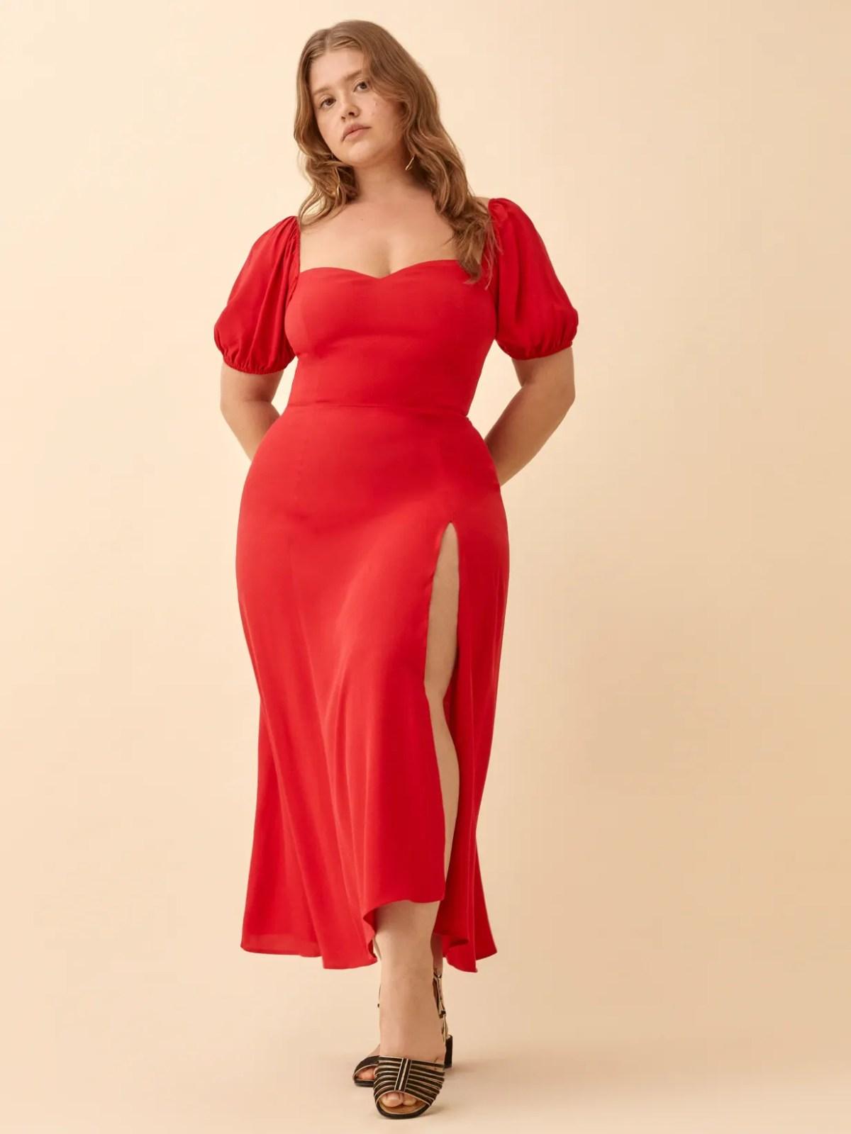 Cherry Mylah Dress