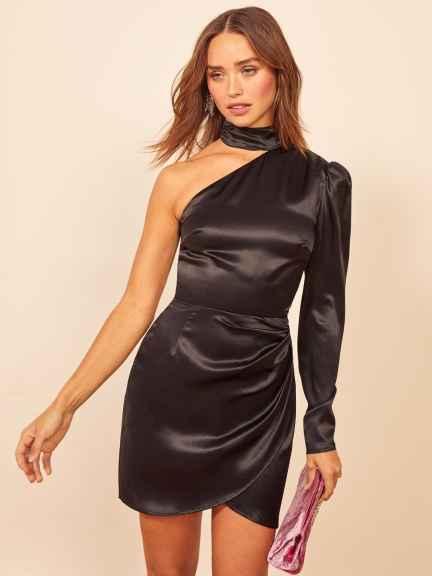 Black Tate Dress