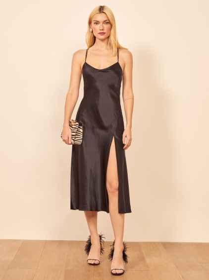 Black Hamlet Dress