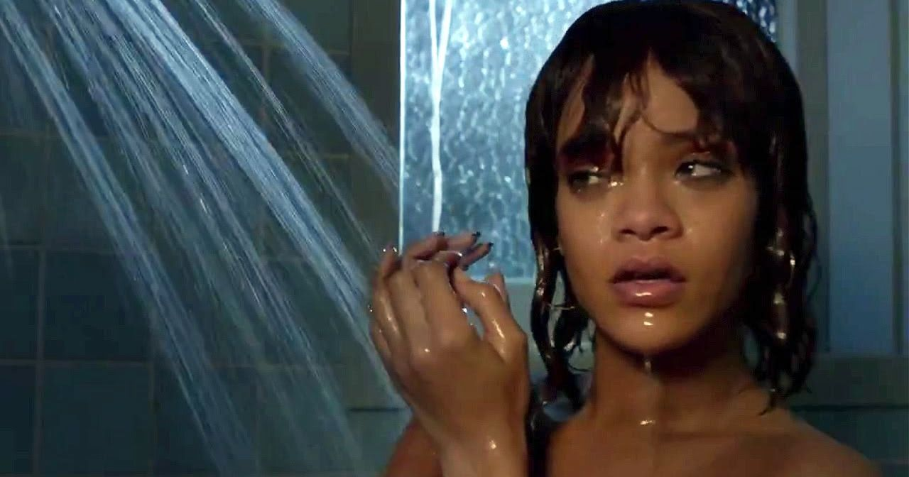 Image result for black woman is cold shower