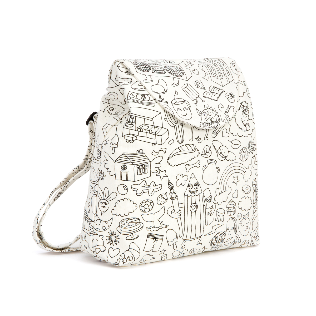 Omy Coloring Backpack