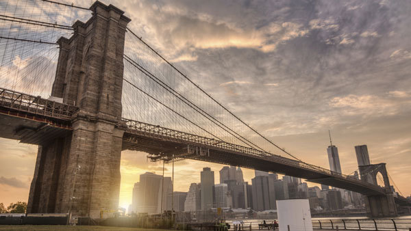 New York was the most sought-after market for real estate investment, according to the survey.