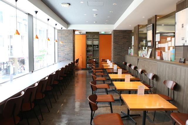 Paper Back Cafe(ペーパーバック カフェ)
