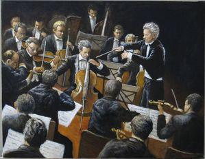 「オーケストラ」