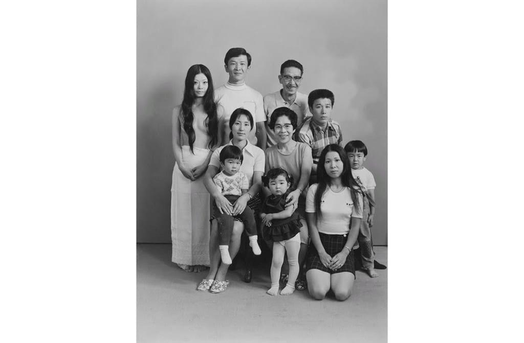 写真集「家族」