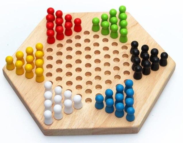 知育玩具 チェッカーゲーム