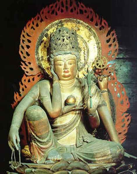 仏像 観心寺