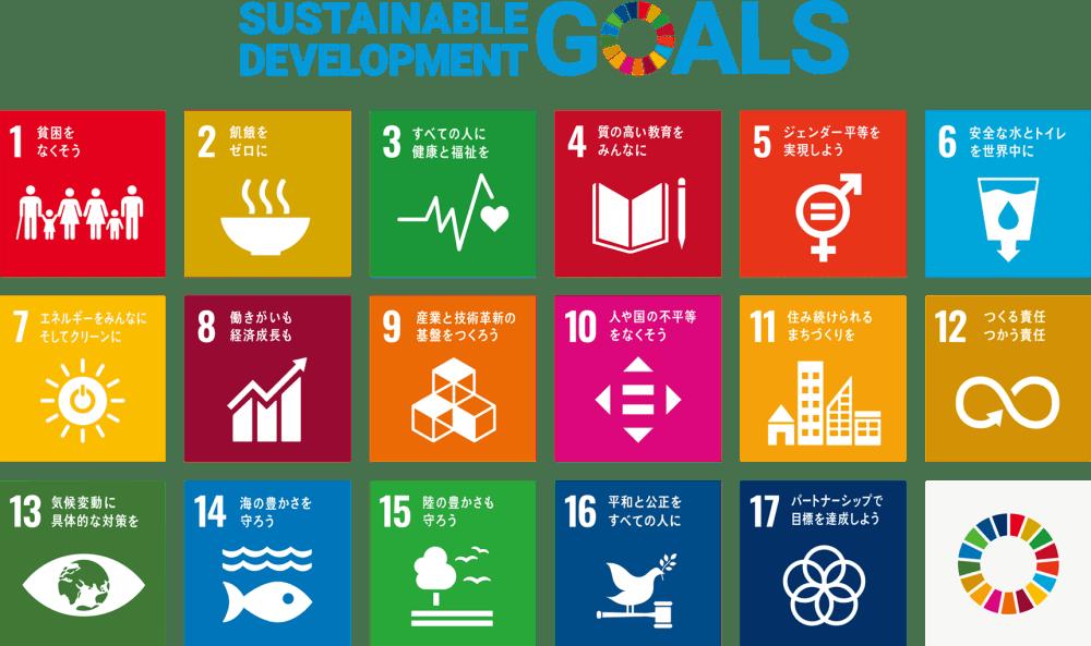 サスティナブル SDGs