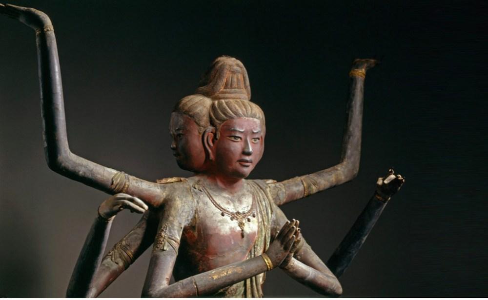 国宝興福寺阿修羅像