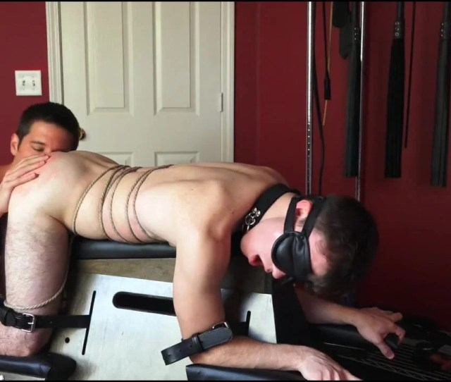 Bdsm Twink Tied Up Fucked