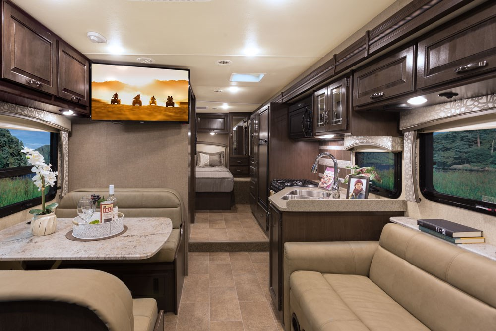 Thor Motor Coach Introduces New Chateau 31Y Class C Motorhome