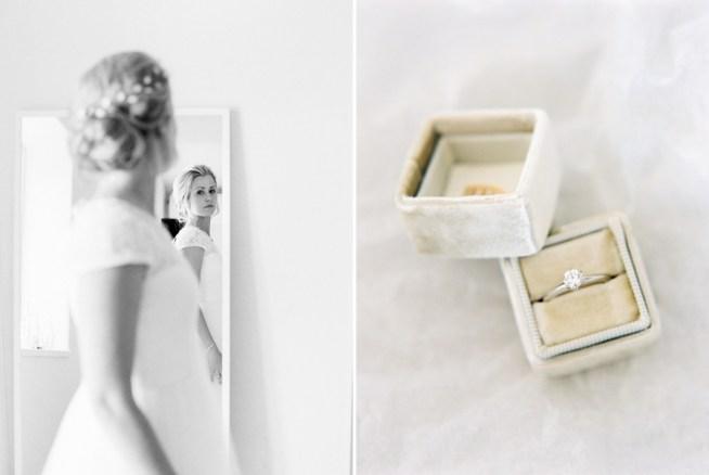 Brudens förberedelser på Ekensdal bröllop