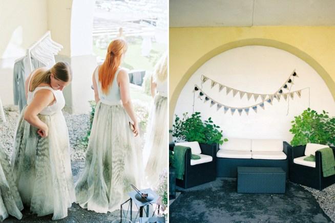 brudtärnor bröllop ekensdal 2 Brides Photography
