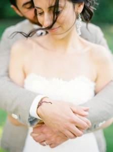 Multikulturellt bröllop från 2 Brides