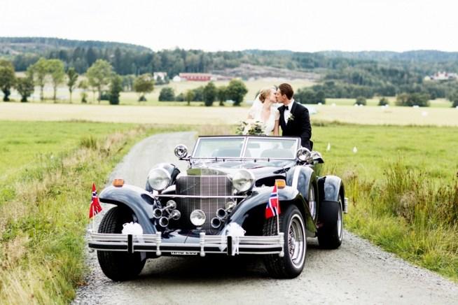 Slottsbröllop fotograferat av Jenny Blad