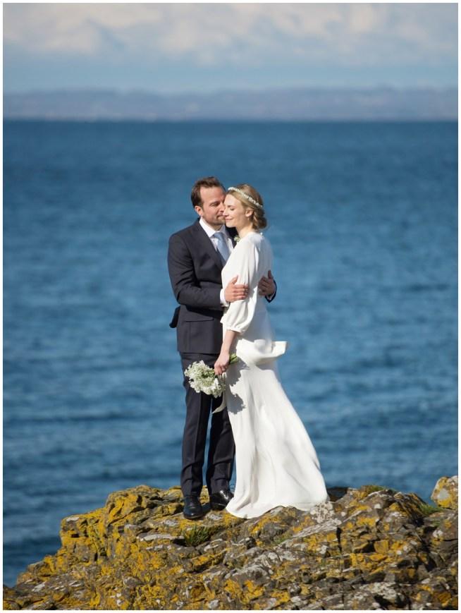 Vårbröllop i Arild från Anna Lauridsen