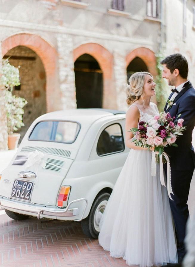 Bröllopsinspiration från Toscana