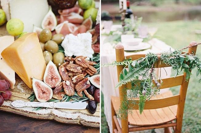 Tapas som bröllopsmiddag