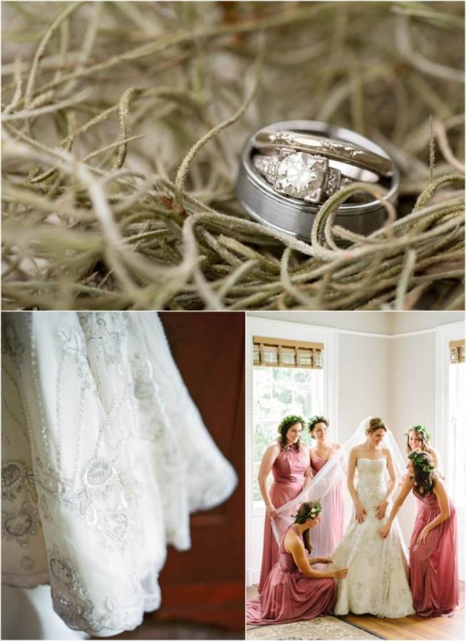 brudens detaljer