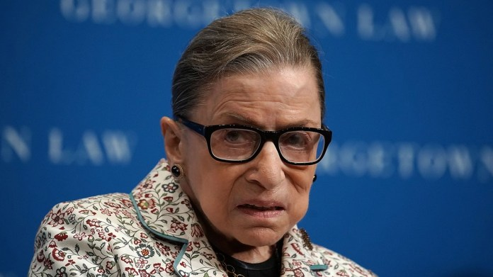 Ruth Bader Ginsburg to speak at Kumpuris Lecture in Little Rock