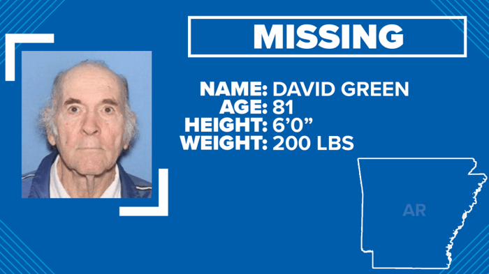 81-year-old reported missing after going on walk in Perry County