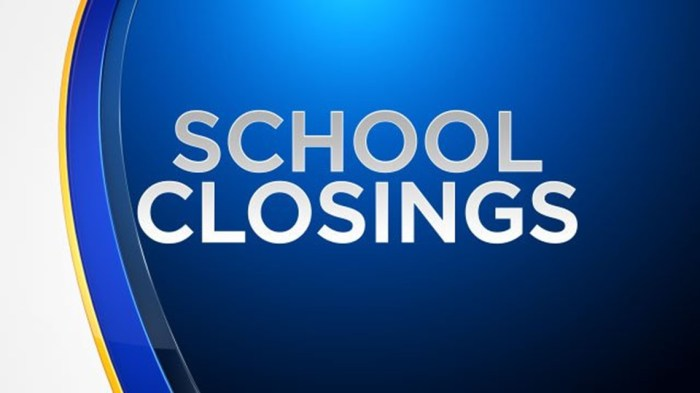 Multiple Arkansas school districts closed due to severe flooding