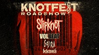 Knotfest Roadshow: Slipknot, Volbeat, Gojira & Behemoth presale password