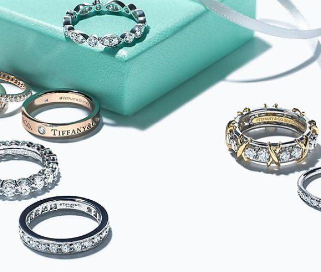Tiffany Co Womens Wedding Bands