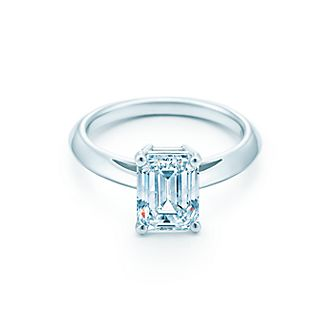Browse Engagement Ring Collection   Tiffany   Co  As unique as the one who wears them