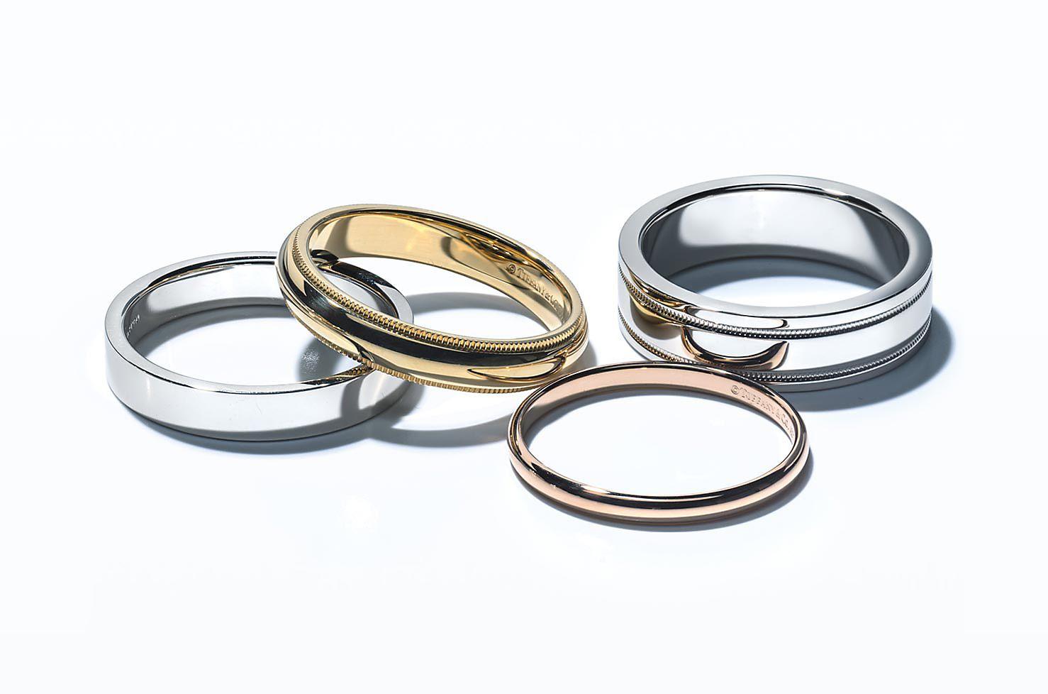 選購結婚戒指及結婚對戒   Tiffany & Co.