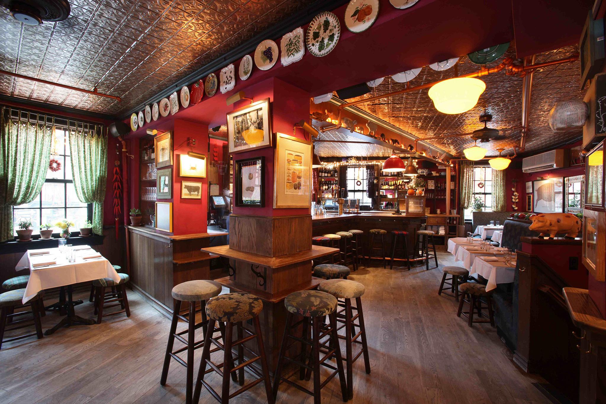 100 Best New York Restaurants British Amp Irish Food