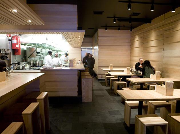Momofuku Noodle Bar Restaurants In East Village New York