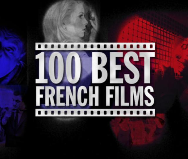 100 Best French Films Logo