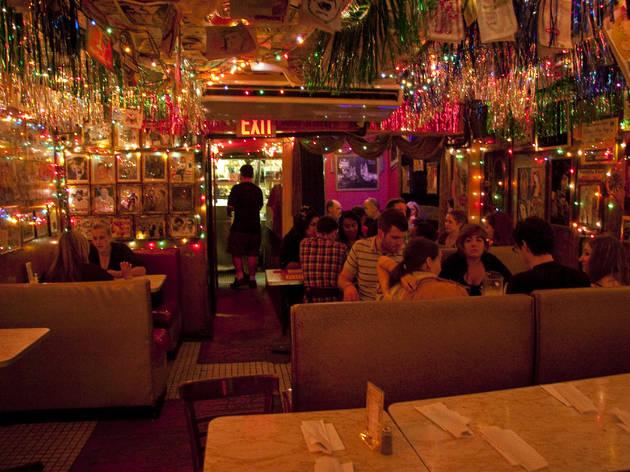 Tortilla Flats Restaurants In West Village New York