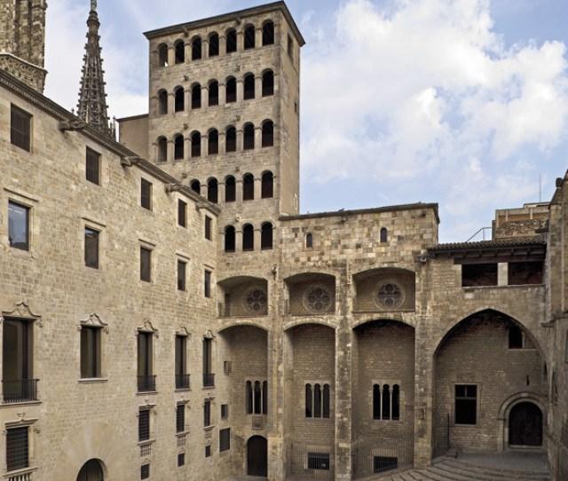 Muhba Museu Dhistoria De Barcelona