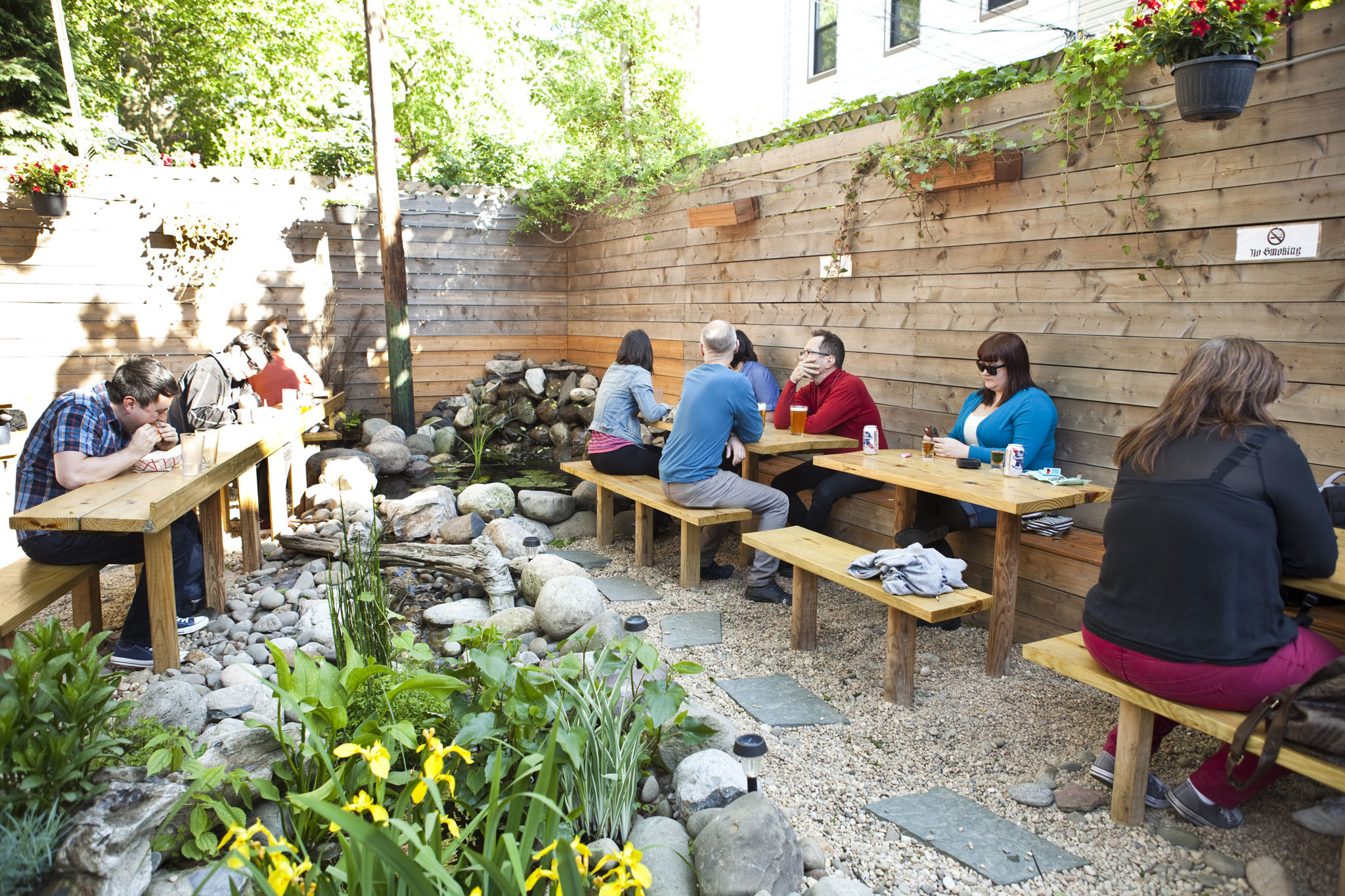 Summer drinks in NYC: Rooftop bars, outdoor parties and ... on Best Backyard Bars  id=95545